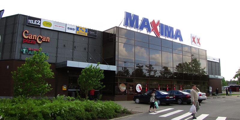 Maxima-Kurzemes