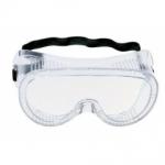 Caurspīdīgas aizsargbrilles-maska