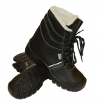 Зимние кожаные ботинки LIONS SA-302