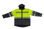 Scand ziemas jaka ar paaugstinātu redzamību.